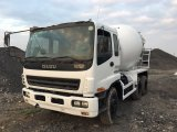 De Concrete Mixer Isuzu van Japan 6*4-LHD/Rhd-Drive vrachtwagen-bulk-Verscheept de origineel-Motor van de nieuw-Verf 6~8cbm/10~20ton