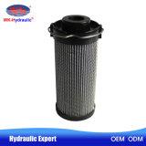 Una buena calidad de fibra de vidrio Industrial R75G10d Filtro de aceite hidráulico