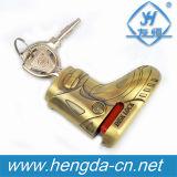 Populäre Verkäufe Yh9181 Patentd diebstahlsichere Motorrad-Platten-Bremsvorrichtung mit 2 Schlüsseln