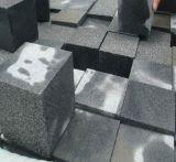 Оптовая торговля серого гранита асфальтирование камня