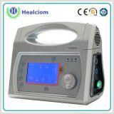 Prix le plus bas Hv-100D Ventilateur d'urgence portatif de transport appareils respiratoires de la machine