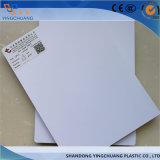 15mm weißes Belüftung-freies Schaumgummi-Blatt für Advertis Zeichen