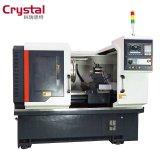 CNC 바퀴 선반 다이아몬드 커트 합금은 그림을 기계로 가공한다