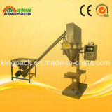 Máquina de enchimento do eixo helicoidal para o pó de aditivo/leite de alimento/pó do café/pó do chá/pó imediato
