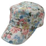 Hot Sale le capuchon de l'armée avec tissus à motifs floraux Mt09