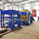 Machines automatiques de brique de machine de fabrication de brique d'argile de Machina de bloc concret de machine de la brique Qt5-15