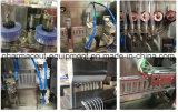 La ampolla de plástico de la máquina de sellado y llenado de líquido DSM120+LM100