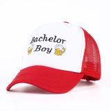 Custom logo imprimé camionneur de mousse Mesh Hat pour la promotion