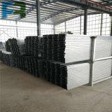 構築のための足場鋼鉄板の製造業者