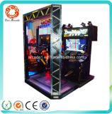 De recentste Machine van het Spel van de Muziek van de Slagwerker van de Arcade van de Machine van het Ontwerp Fanatieke