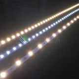 Tira rígida 5050 los 60LEDs/M 14.4W del LED que amortiguan el soporte para la iluminación