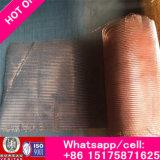 Богатые высокотемпературные ячеистая сеть вольфрама ячеистой сети 99.9% вольфрама сопротивления чисто
