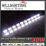 Bianco Emergency impermeabile della barra chiara di IP67 LED