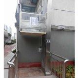 il Ce esterno dell'interno 250kg di 1-6m ha approvato l'elevatore idraulico della scala della presidenza per i handicappati