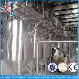 5-25t/D de de Eetbare Pers van de Olie van de Sesam en Machine van de Raffinaderij