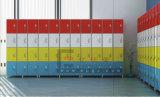 Stevige Phenolic Compacte Gelamineerde Kasten voor het Veranderen Room&Gym
