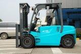 Carrello elevatore a forcale del camion di elevatore della batteria di alta qualità 6ton 6000kg con il caricatore