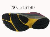 Nr 51679 Schoenen van de Wandeling van de Schoenen van de Voorraad van de Sport van de Dame de Openlucht