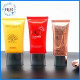 50g слоистого пластика кремового цвета Sun косметической упаковки трубки