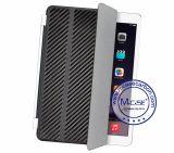 iPad 공기 1 2를 위한 새로운 형식 탄소 섬유 지능적인 덮개