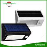 熱く高い内腔LEDの太陽街灯32 LEDの敏感な動きセンサーの太陽壁ライト屋外の庭ランプ