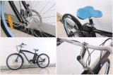 Bicicleta eléctrica de la playa de los hombres con 250W sin cepillo