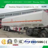 Rimorchio pesante del camion del serbatoio di combustibile di capienza