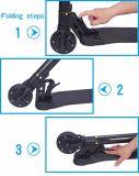 가벼운 Non-Slip Footpad 기동성 스쿠터 지능적인 Foldable 전기 스쿠터