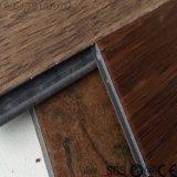 Cliquez sur Verrouiller résidentiel de gros bois revêtement de sol en vinyle PVC en plastique