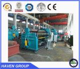 Prensa de doblez y de batir de la placa hidráulica universal del rodillo W12S-25X3000 cuatro