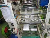 Мешок отброса двойной майны складывая делая машину