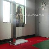 Heiße transparente LCD Bildschirmanzeige der Verkaufs-49inch