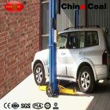 Гидровлический подъем автомобиля столба подъема 2 ремонта автомобиля