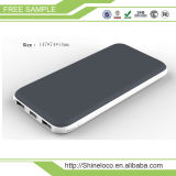 10000mAh banco de alimentação externa portátil para Smartphone