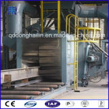 Macchina d'acciaio di granigliatura del fascio della Cina H per pulizia di superficie