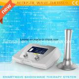 Eswt Shockwave Therapy System pour la physiothérapie Soulager la douleur