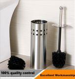 Haute qualité en acier inoxydable brosse wc titulaire
