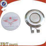 Campo magnético Hat Clip com marcador de bola de impressão personalizado (FTGF1815A)