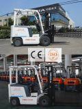 2 Tonne Cpd20 verdoppeln Wechselstrom-Zugkraft-Bewegungselektrischer Gabelstapler