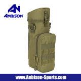 Bolso de hombro táctico de la bolsa de la botella de agua de Molle de los Anbison-Deportes