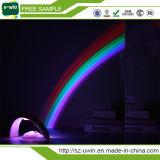 Los niños Arco iris en 3D para el don de la luz de noche