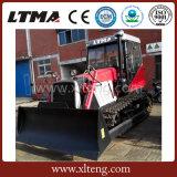 Nuovo piccolo bulldozer del bulldozer T80 80HP di migliori prezzi da vendere