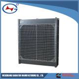 Radiador de aluminio modificado para requisitos particulares Ktaa19-G6a-8 de Genset del radiador del cobre del radiador del radiador