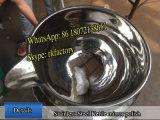 caldaia rivestita del riscaldamento elettrico 500L che cucina caldaia