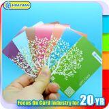 смарт-карта PVC 1K 13.56MHz RFID MIFARE классицистическая пустая белая