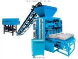 Machine de fabrication de brique creuse semi-automatique de Zcjk Qtj4-35