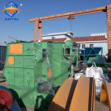 Trator de Esteiras/alavanca/Apron/tipo de correia de borracha Granalhagem Máquinas
