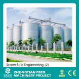 Силосохранилище Ce Ztmt Approved стальное для хранения