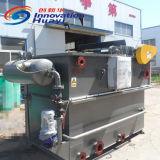 Máquina de flotação de ar dissolvido (DAF) para reciclagem de água de lavandaria do hotel