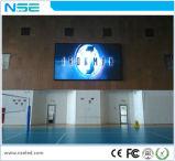 Stade d'événements de fond P4mm Installation fixe d'intérieur mur vidéo LED